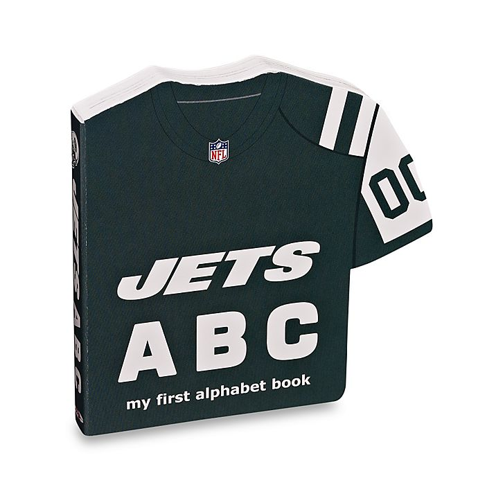 Alternate image 1 for NFL New York Jets ABC Board Book
