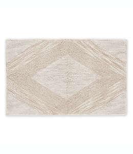 Tapete para baño J. Queen New York™ Holland de 50.8 x 76.2 cm en marfil