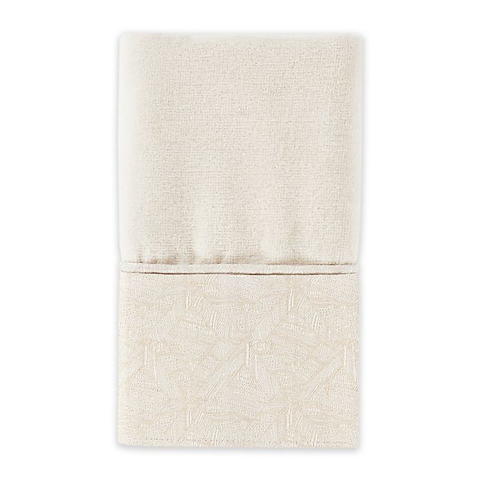 Alternate image 1 for J. Queen New York™ Holland Hand Towel in Ivory