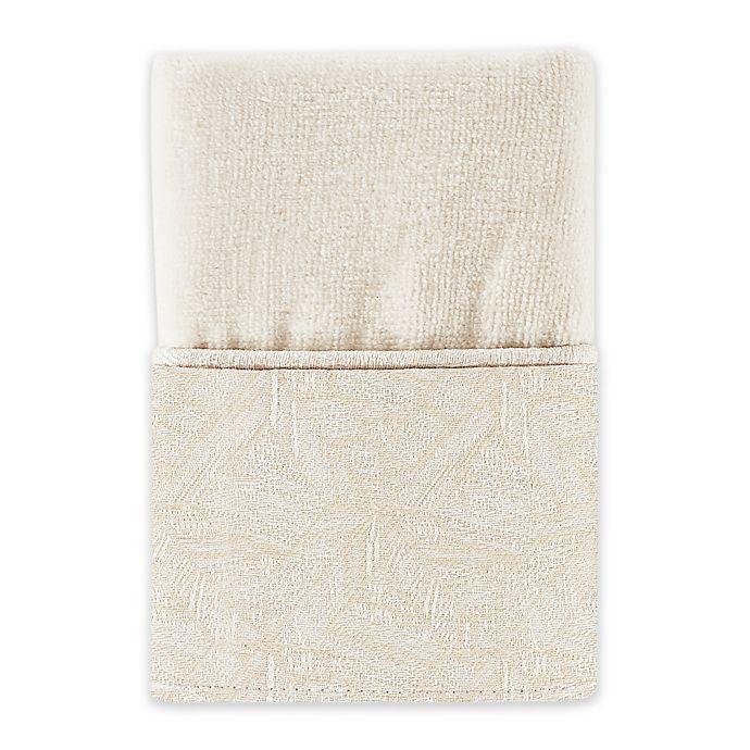 Alternate image 1 for J. Queen New York™ Holland Fingertip Towel in Ivory