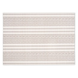 Woven Striped Placemats (Set of 4)