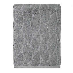 UTC Organic Fashion Organic Cotton Bath Towel in Titanium
