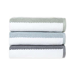 Under the Canopy® Organic Cotton Stripe Bath Towel Collection