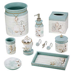 Avanti Farmhouse Shell Bath Accessory Collection