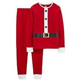 carter's® 2-Piece Santa Suit Adult Pajama Top and Pant Set