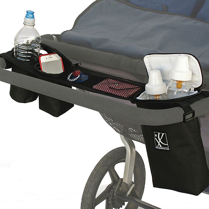 Alternate image 1 for J.L. Childress Double Cool™ Double Stroller Console
