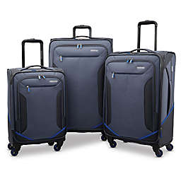 American Tourister® Rematch Luggage Collection in Blue/Black