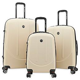 Traveler's Club® Falkirk 3-Piece Hardside Spinner Luggage Set