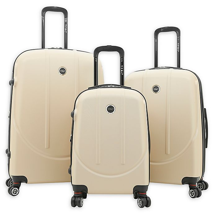 25 Travelers Club Luggage Travelers ClubD-Luxe Collection 25-inch Spinner Suitcase