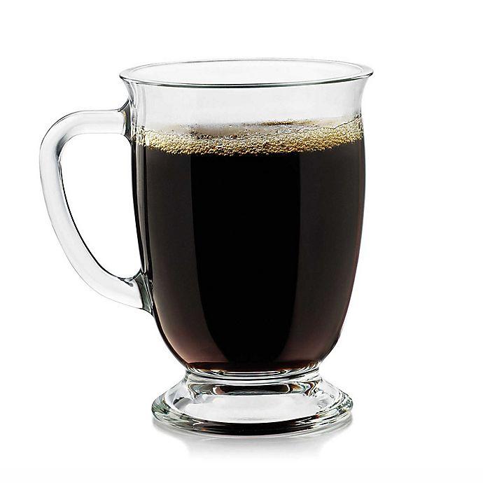 Alternate image 1 for Libbey® Kona Glass Coffee Mug