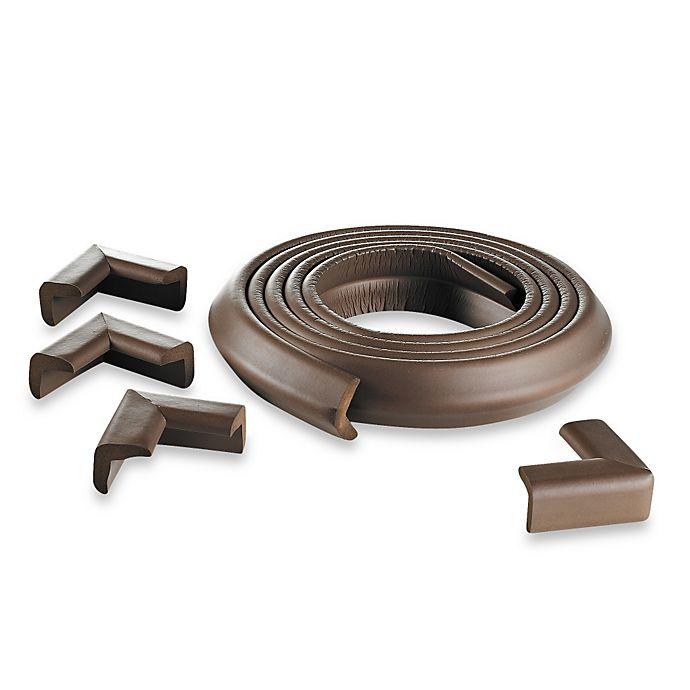 Alternate image 1 for KidCo® Foam Edge and Corner Protector Kit in Brown
