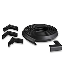 KidCo® Foam Edge and Corner Protector Kit in Black