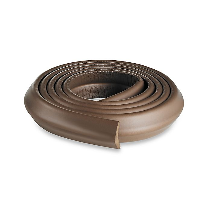 Alternate image 1 for KidCo® Foam Edge Protector in Brown