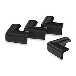 KidCo® Foam 4-Piece Corner Protector Set in Black