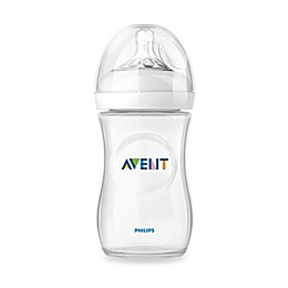 Philips Avent 2-Pack 11 oz. Natural Baby Bottle