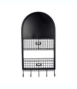 Organizador de correo y portallaves de pared Bee & Willow™ Home en negro