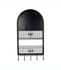 Organizador de correo y portallaves de pared Bee & Willow™ Home en negro