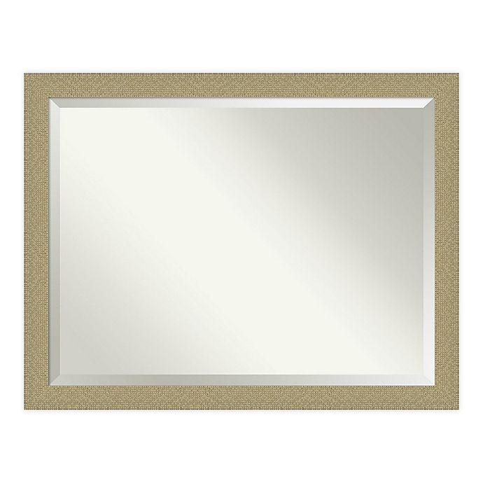 Alternate image 1 for Amanti Art Mosaic Framed Bathroom Vanity Mirror
