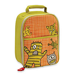 Sugarbooger® by o.r.e Zippee Lunch Tote in Hungry Monsters