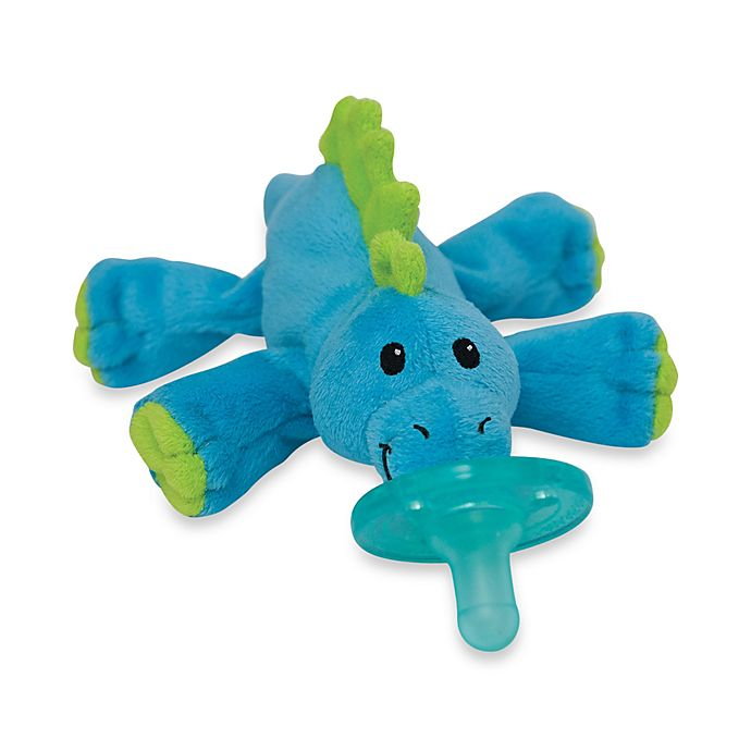 Alternate image 1 for WubbaNub™ Baby Dino Infant Pacifier