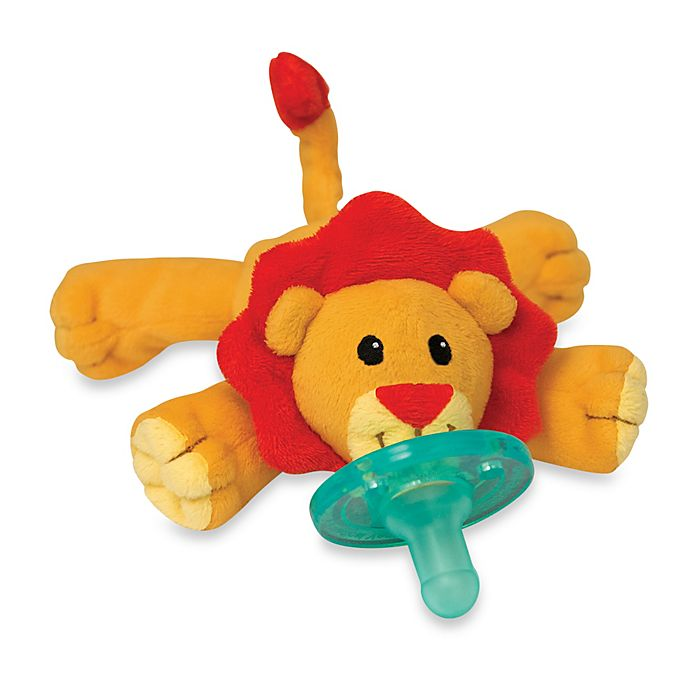 Alternate image 1 for WubbaNub™ Little Lion Infant Pacifier