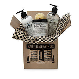 B. Witching Bath Co. Indian-Inspired Summer Bath & Body Gift Set