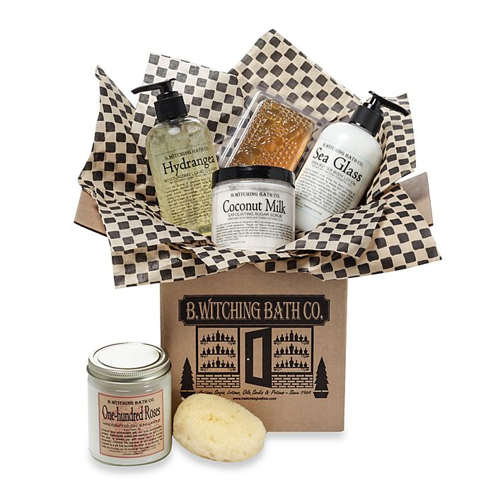 Alternate image 1 for B. Witching Bath Co. Beach House Gift Set