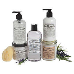 B. Witching Bath Co. Royal Lavender Bath & Body Gift Set