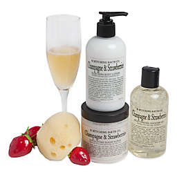 B. Witching Bath Co. Champagne & Strawberries Gift Set