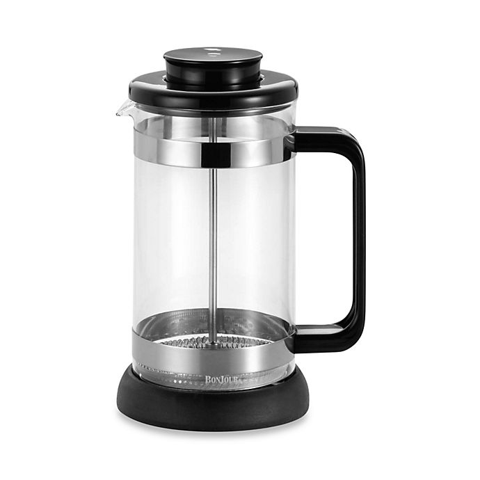 Alternate image 1 for BonJour® Riviera 8-Cup French Press with Coaster and Coffee Scoop