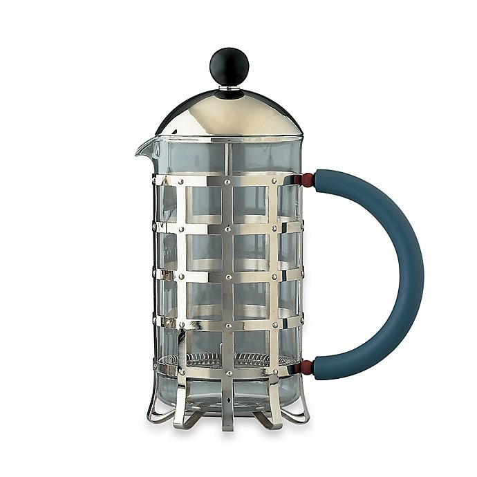 Alternate image 1 for Alessi Press Filter Coffee Makers