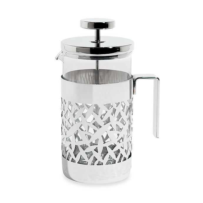 Alternate image 1 for Alessi Cactus! 8-Cup Press Filter Coffee Maker