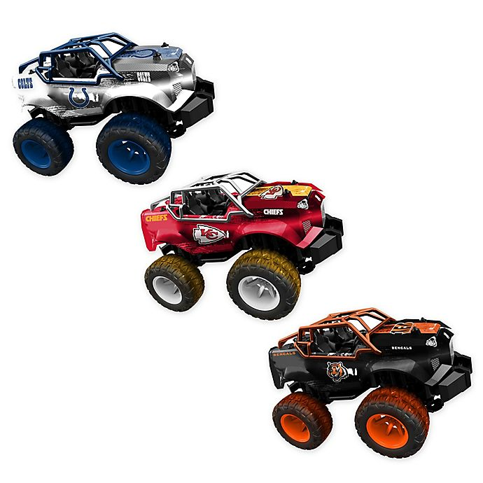 Nfl Remote Controlled Monster Truck Bed Bath Beyond