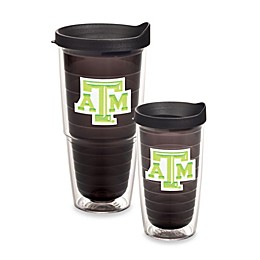 Tervis® Texas A & M University Aggies Emblem Tumbler with Lid in Neon Green