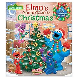 "Sesame Street® ""Elmo's Countdown to Christmas"" by Naomi Kleinberg"
