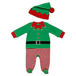 Baby Starters® 2-Piece Elf Sleep & Play and Hat Set