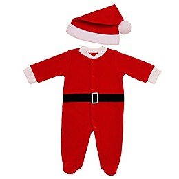 Baby Starters® 2-Piece Santa Sleep & Play and Hat Set