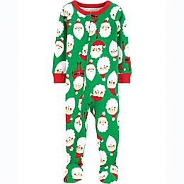 carter's® Santa Toddler Footie