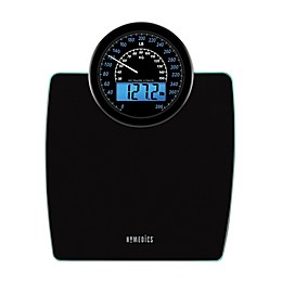 HoMedics® Digital Glass Bathroom Scale