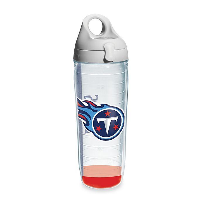 Alternate image 1 for Tervis® NFL Tennessee Titans 24 oz. Water Bottle