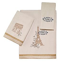 Avanti Paris Botanique Bath Towel Collection
