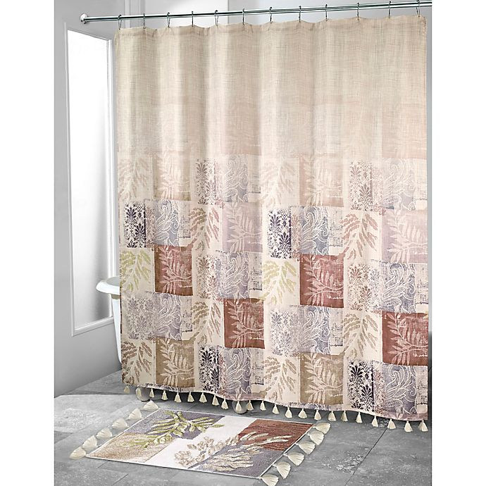 Alternate image 1 for Avanti Serenity Shower Curtain Collection