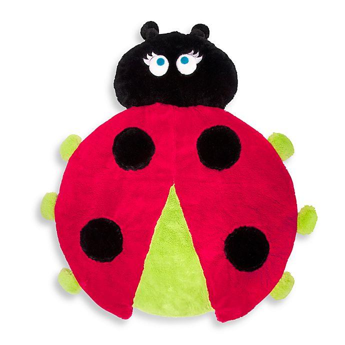 Alternate image 1 for Sozo® Ladybug Baby Cuddle Mat
