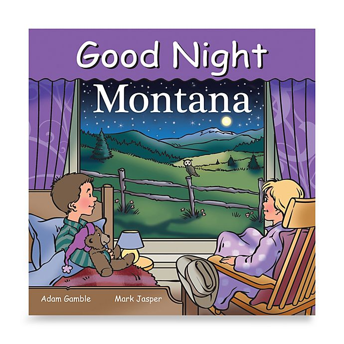 Alternate image 1 for Good Night Montana Board Book