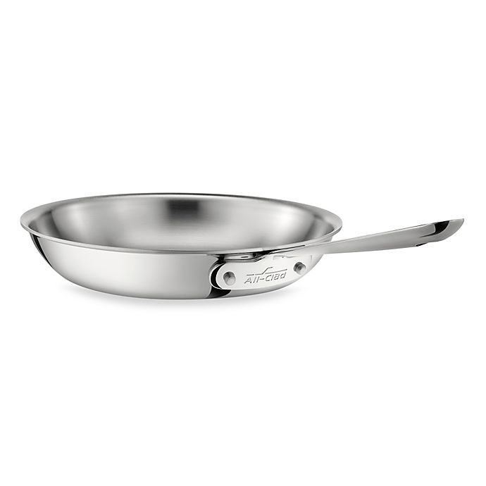 Alternate image 1 for All-Clad Stainless Steel 8-Inch Fry Pan