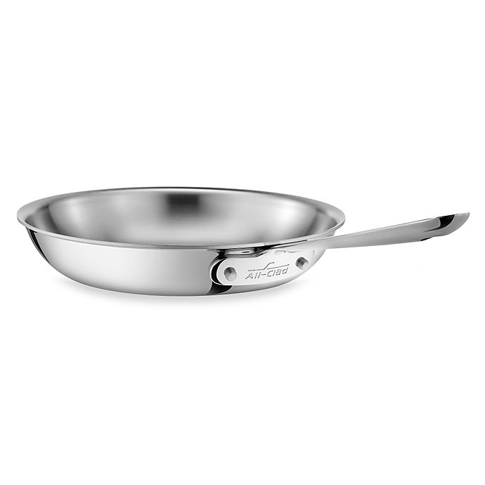 Alternate image 1 for All-Clad D3 Nonstick 12-Inch Stainless Steel Fry Pan