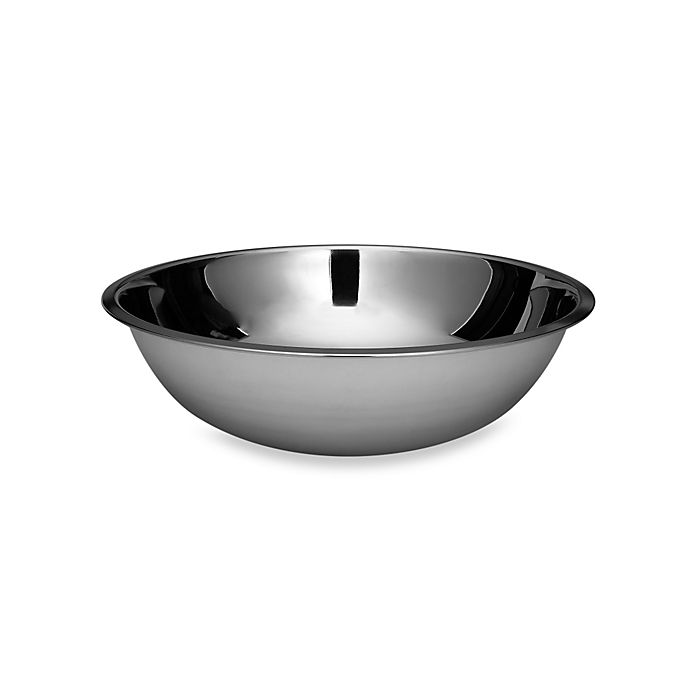 Alternate image 1 for 13-Quart Stainless Steel Mixing Bowl