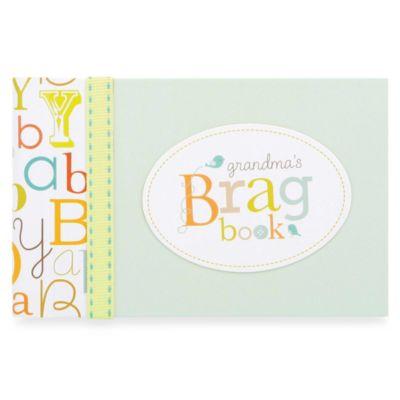 Cr Gibson Baby Love Grandma Brag Book Bed Bath Beyond