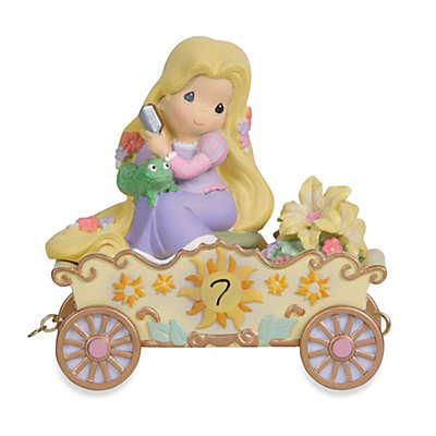 Precious Moments® Disney® Birthday Parade Rapunzel in 7th Birthday