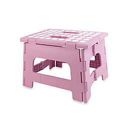 Kikklerland® Rhino II Folding Stool in Pink